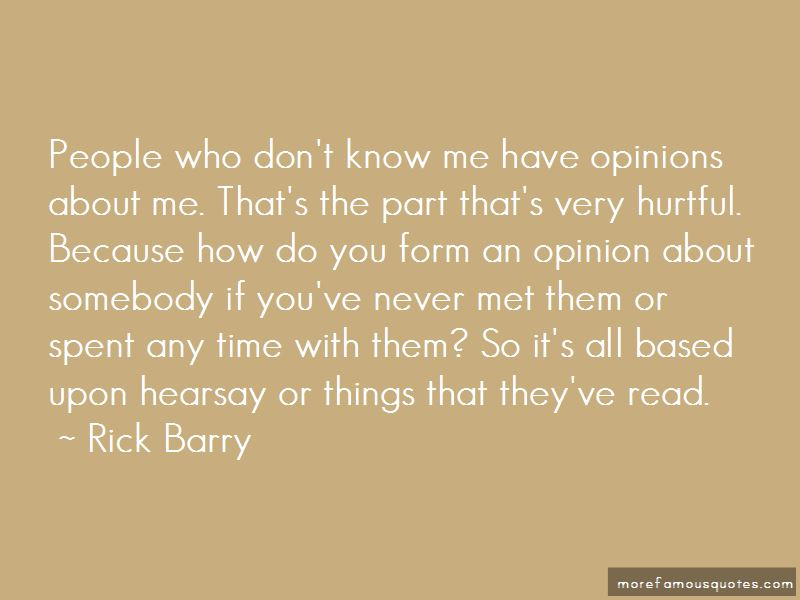 Rick Barry Quotes Pictures 2