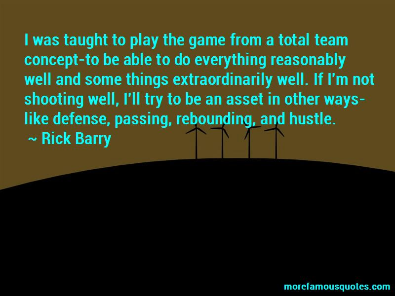 Rick Barry Quotes Pictures 3