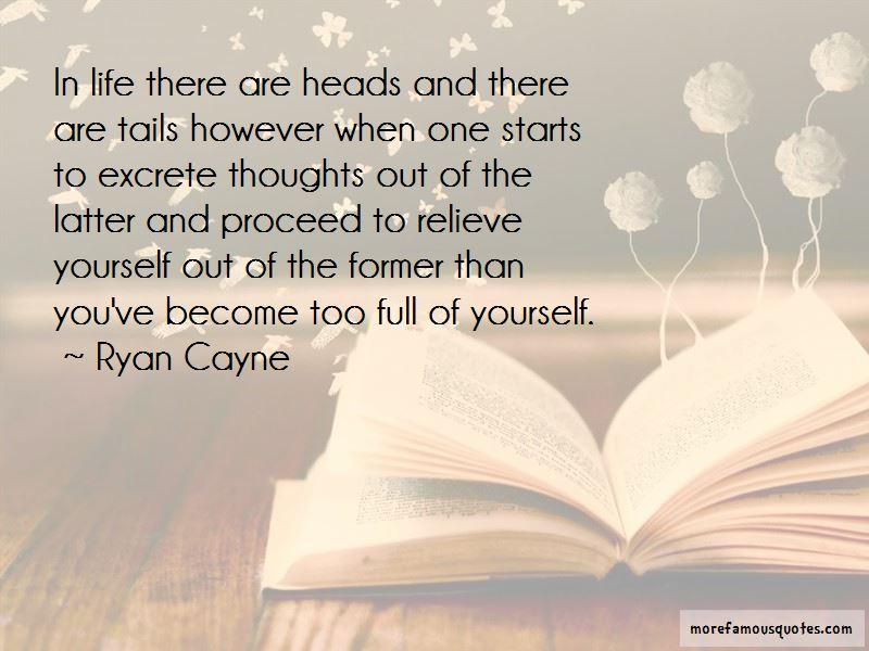 Ryan Cayne Quotes