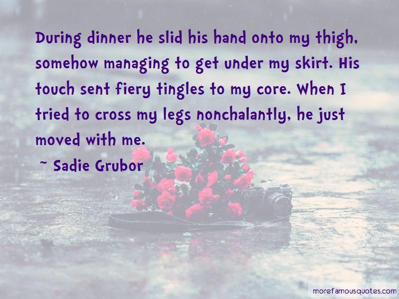 Sadie Grubor Quotes Pictures 4