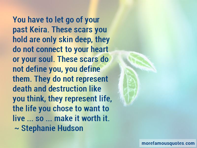 Stephanie Hudson Quotes Pictures 3
