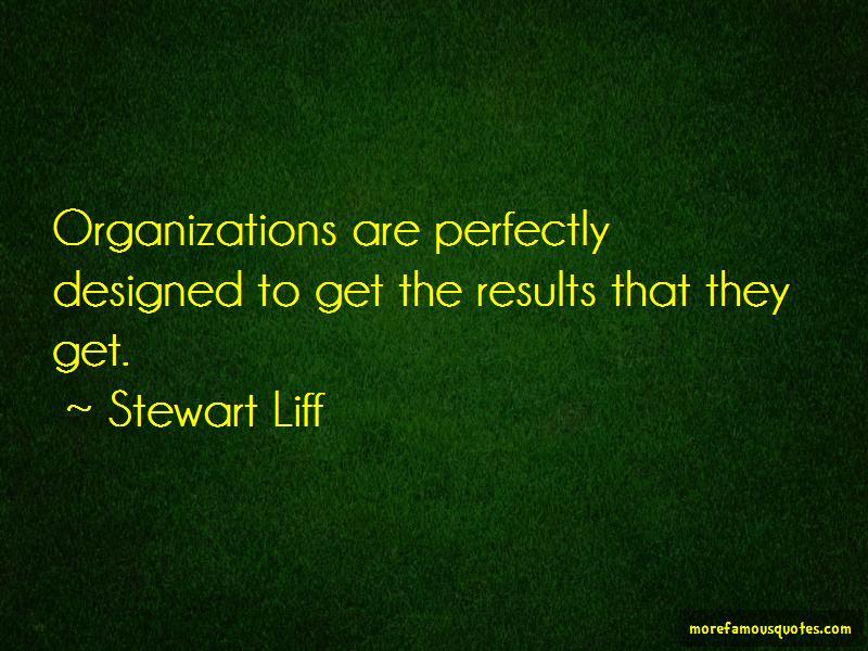 Stewart Liff Quotes
