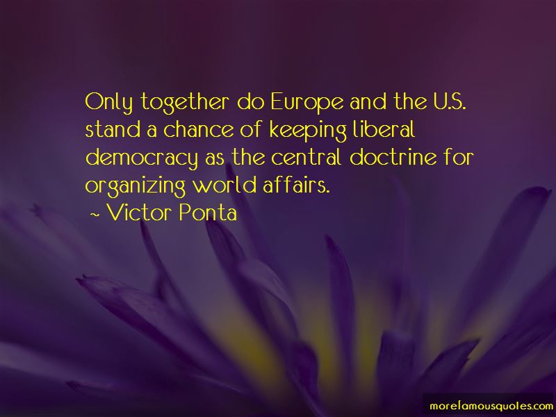 Victor Ponta Quotes Pictures 3