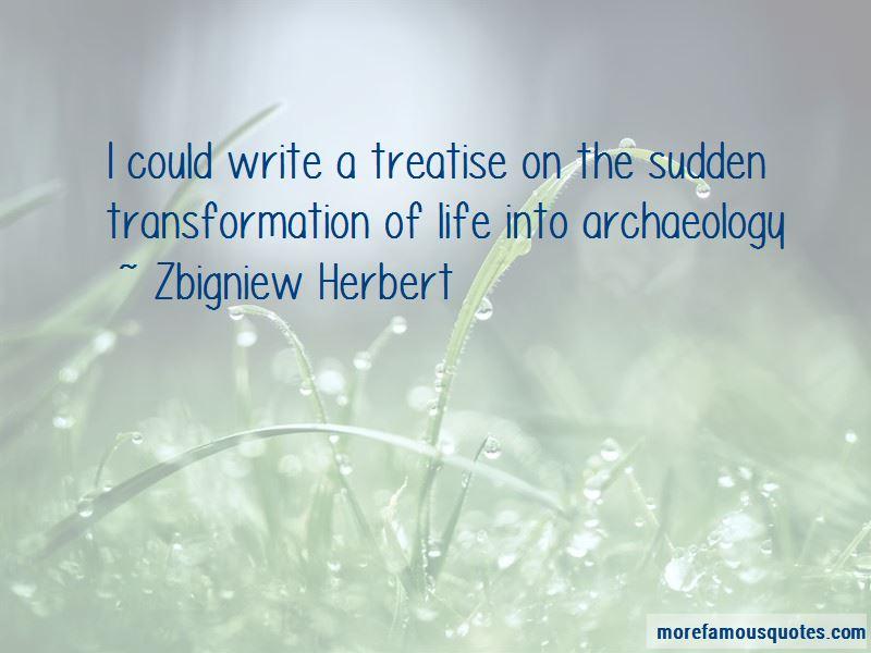 Zbigniew Herbert Quotes Pictures 2