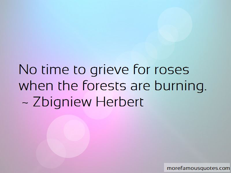 Zbigniew Herbert Quotes Pictures 3