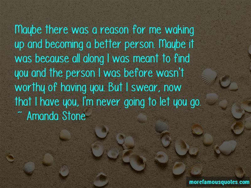 Amanda Stone Quotes Pictures 2
