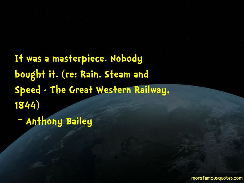 Anthony Bailey Quotes Pictures 2