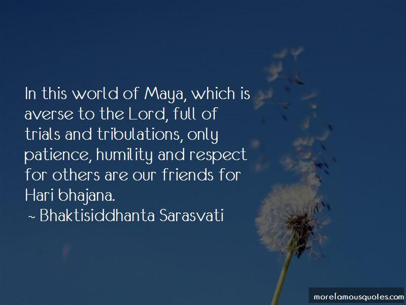 Bhaktisiddhanta Sarasvati Quotes Pictures 4