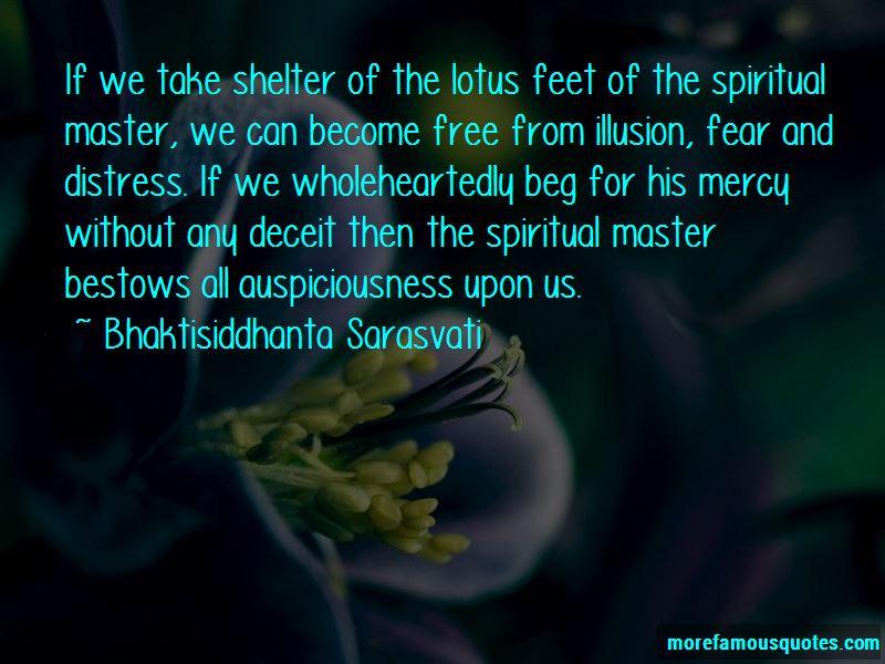 Bhaktisiddhanta Sarasvati Quotes