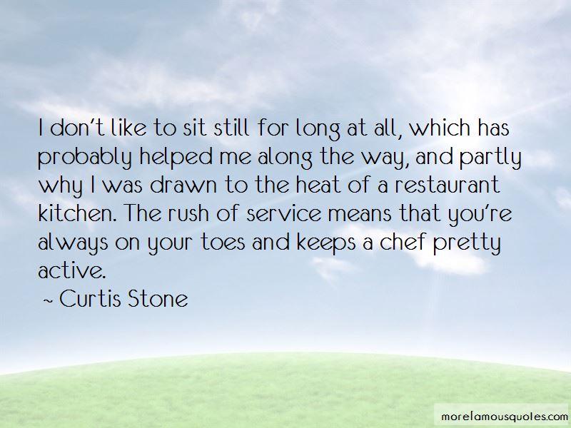 Curtis Stone Quotes