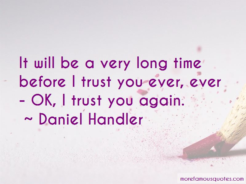 Daniel Handler Quotes Pictures 3