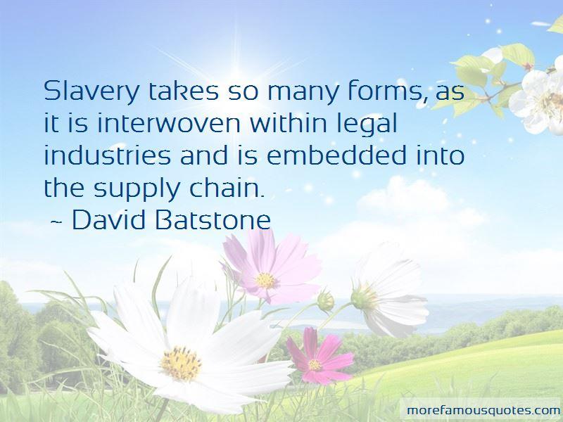 David Batstone Quotes Pictures 3