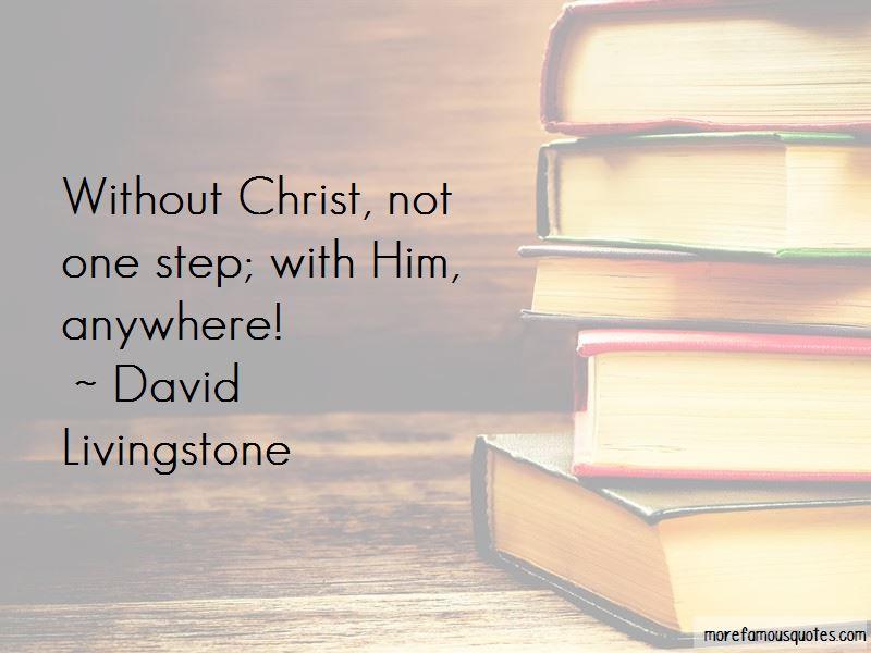 David Livingstone Quotes Pictures 2
