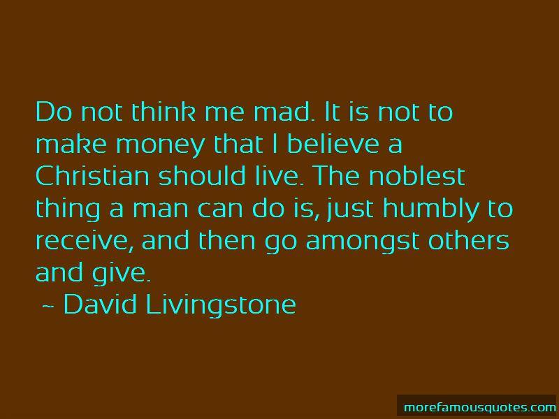 David Livingstone Quotes Pictures 3