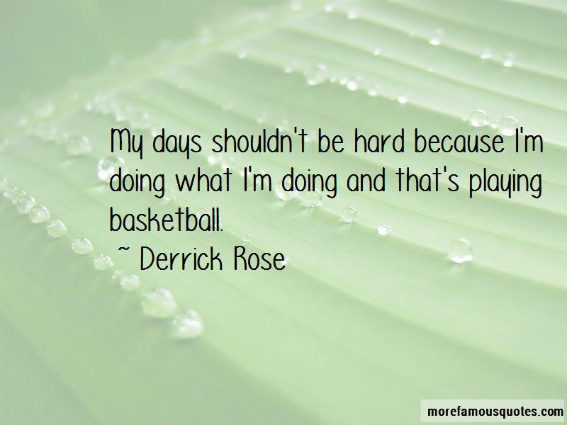 Derrick Rose Quotes Pictures 4