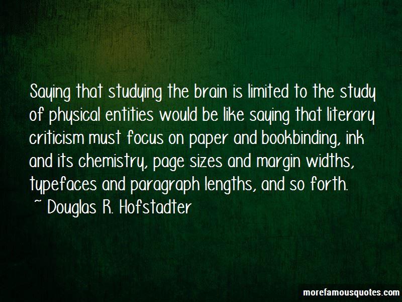 Douglas R. Hofstadter Quotes Pictures 2