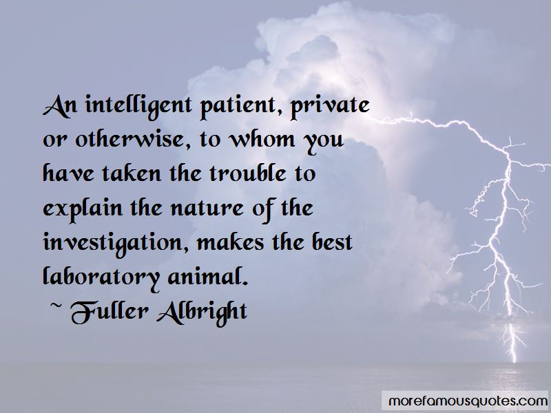 Fuller Albright Quotes Pictures 4