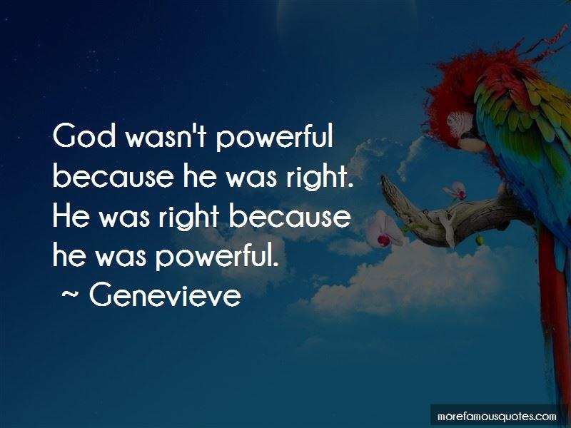 Genevieve Quotes Pictures 2