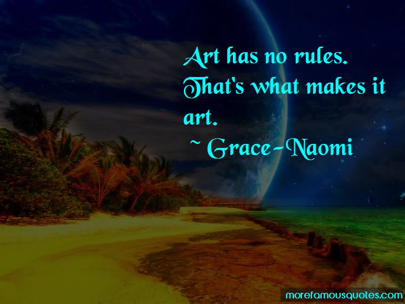 Grace-Naomi Quotes Pictures 2