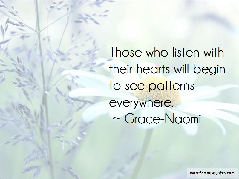 Grace-Naomi Quotes