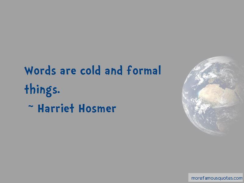 Harriet Hosmer Quotes Pictures 4