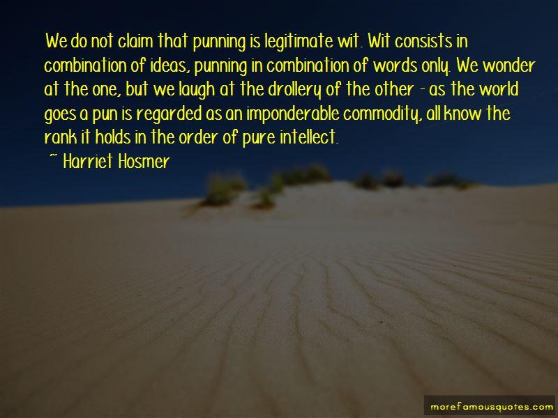 Harriet Hosmer Quotes