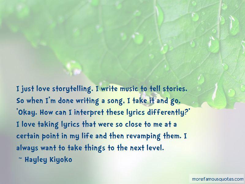 Hayley Kiyoko Quotes Pictures 2