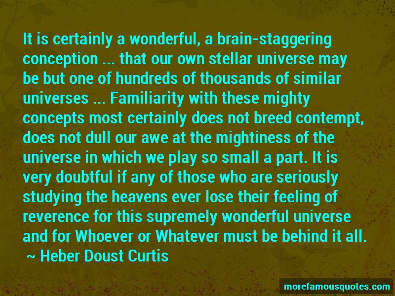 Heber Doust Curtis Quotes Pictures 3