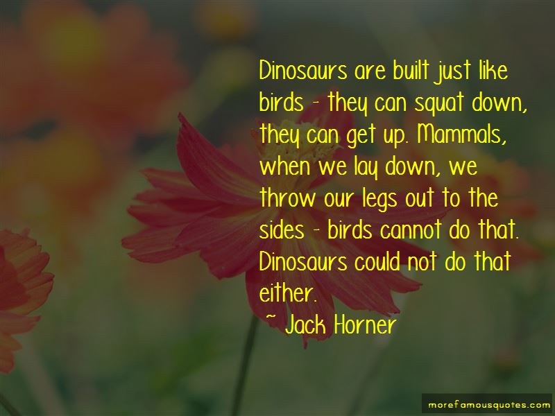 Jack Horner Quotes Pictures 2