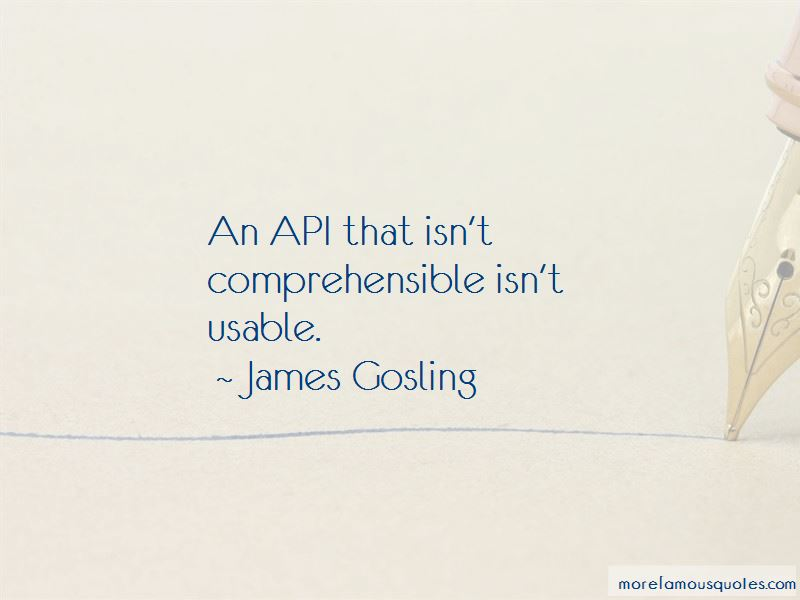 James Gosling Quotes Pictures 3