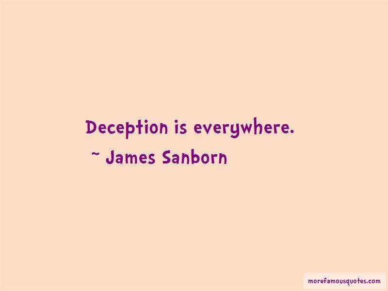 James Sanborn Quotes Pictures 3