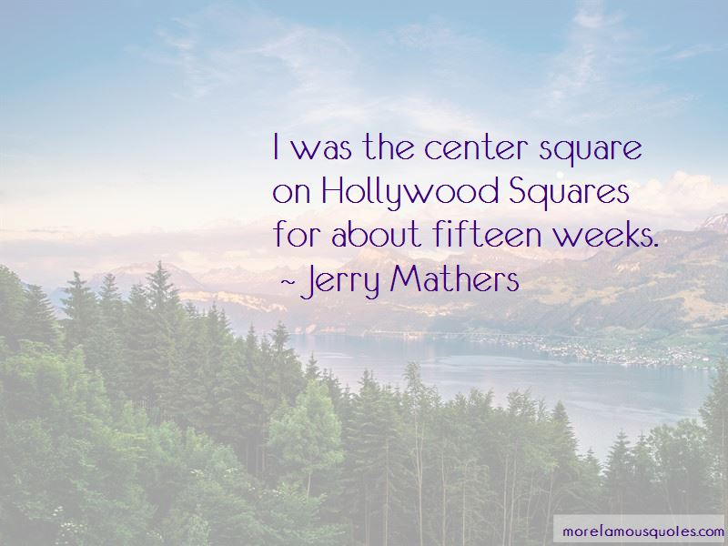 Jerry Mathers Quotes Pictures 2