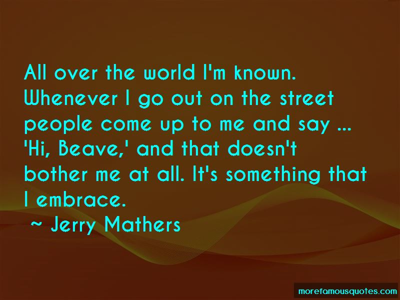 Jerry Mathers Quotes Pictures 4
