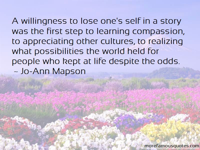Jo-Ann Mapson Quotes Pictures 4