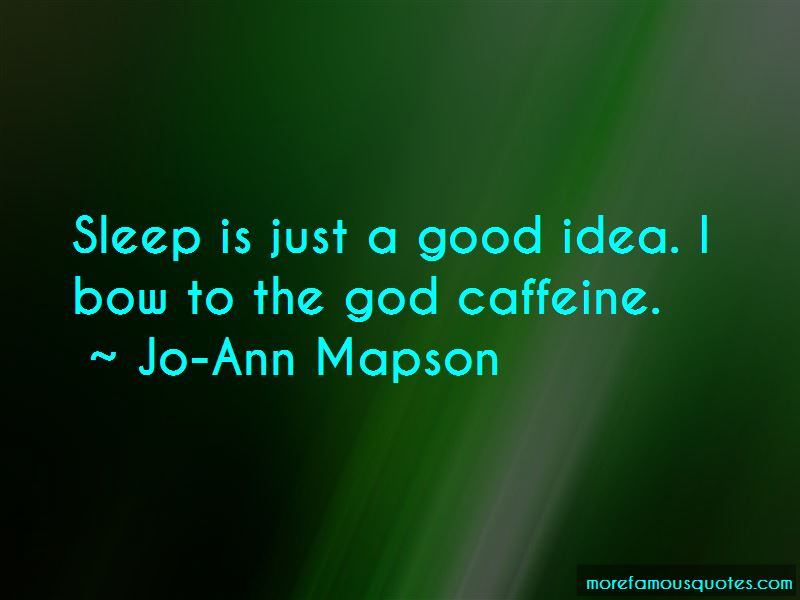 Jo-Ann Mapson Quotes