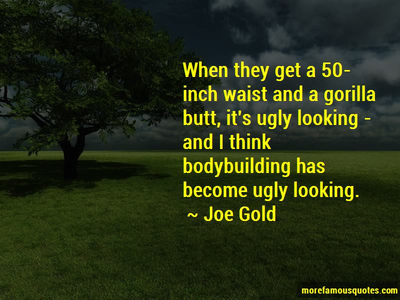 Joe Gold Quotes Pictures 4