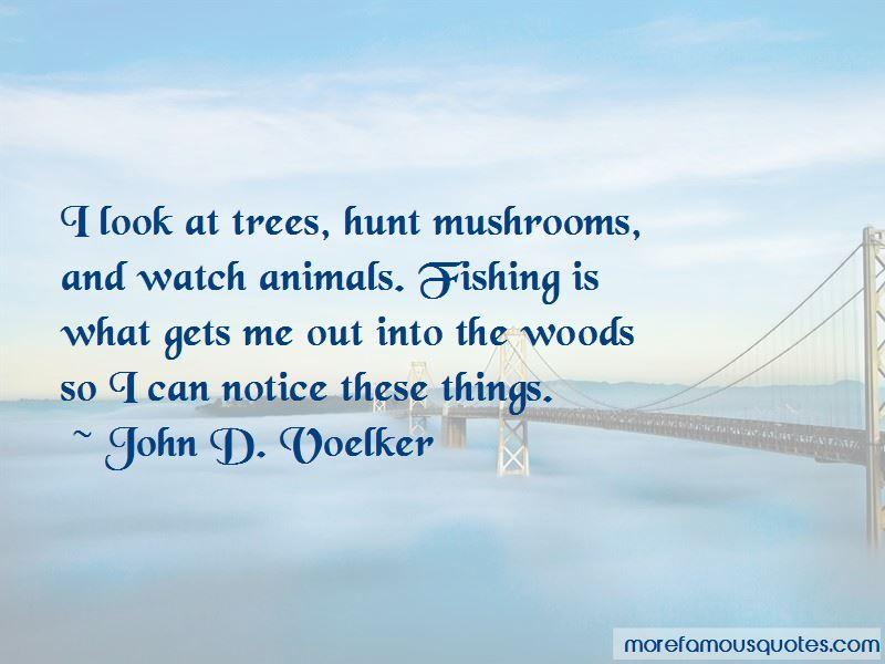 John D. Voelker Quotes