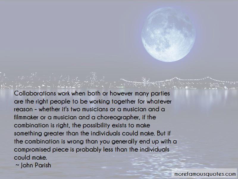John Parish Quotes Pictures 3