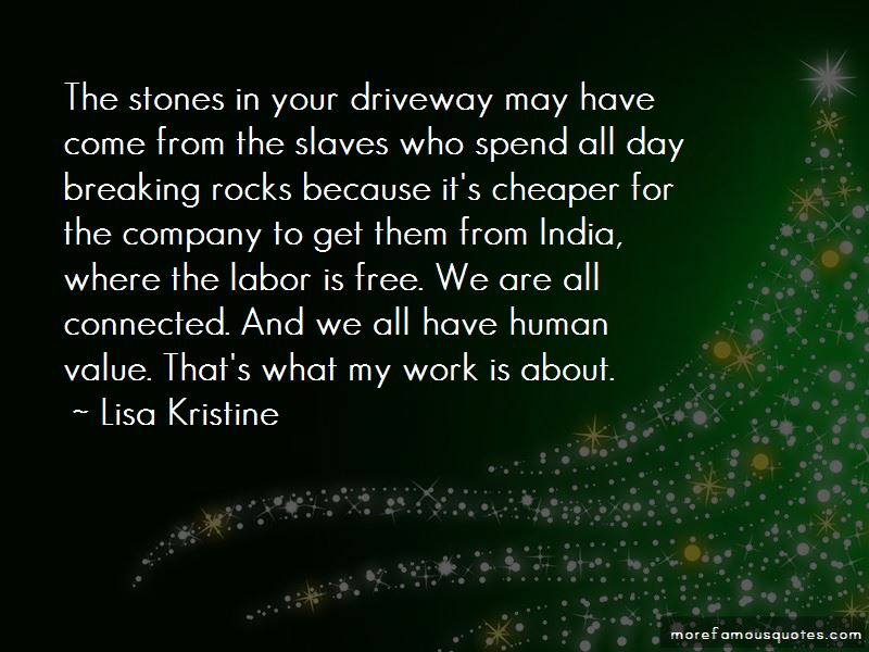 Lisa Kristine Quotes Pictures 2