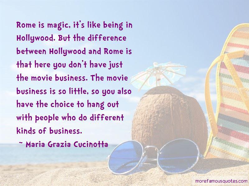 Maria Grazia Cucinotta Quotes Pictures 2