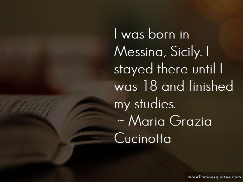 Maria Grazia Cucinotta Quotes Pictures 3