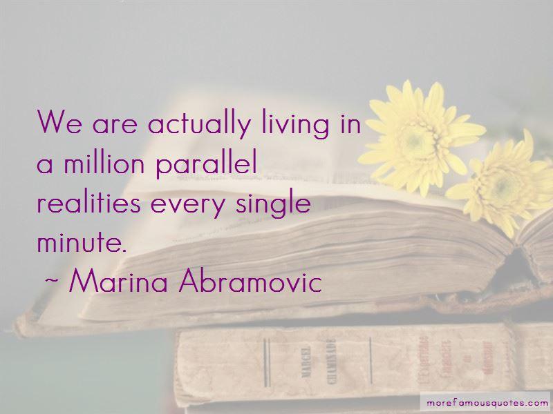 Marina Abramovic Quotes Pictures 4