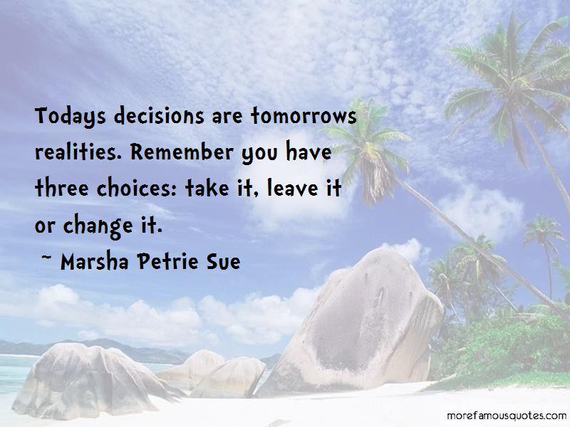 Marsha Petrie Sue Quotes