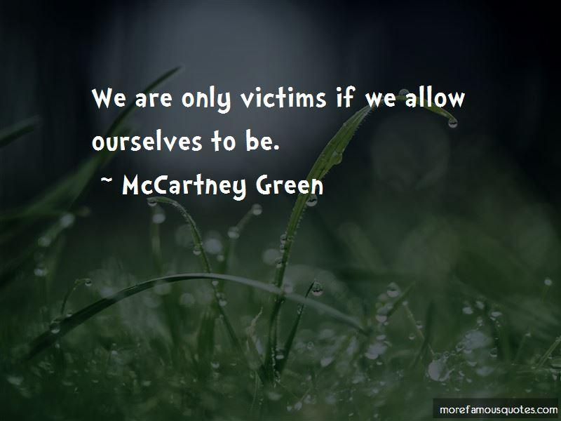 McCartney Green Quotes