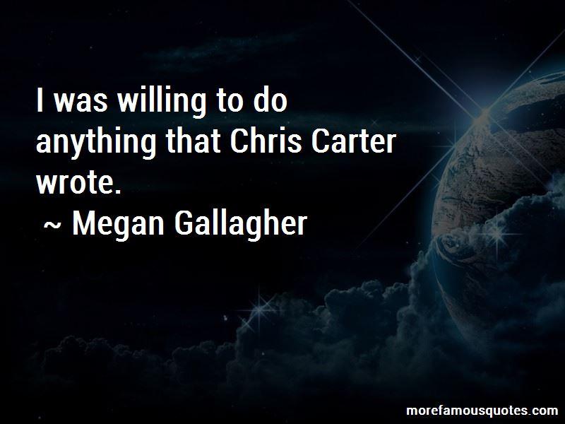 Megan Gallagher Quotes Pictures 4
