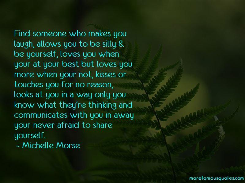 Michelle Morse Quotes