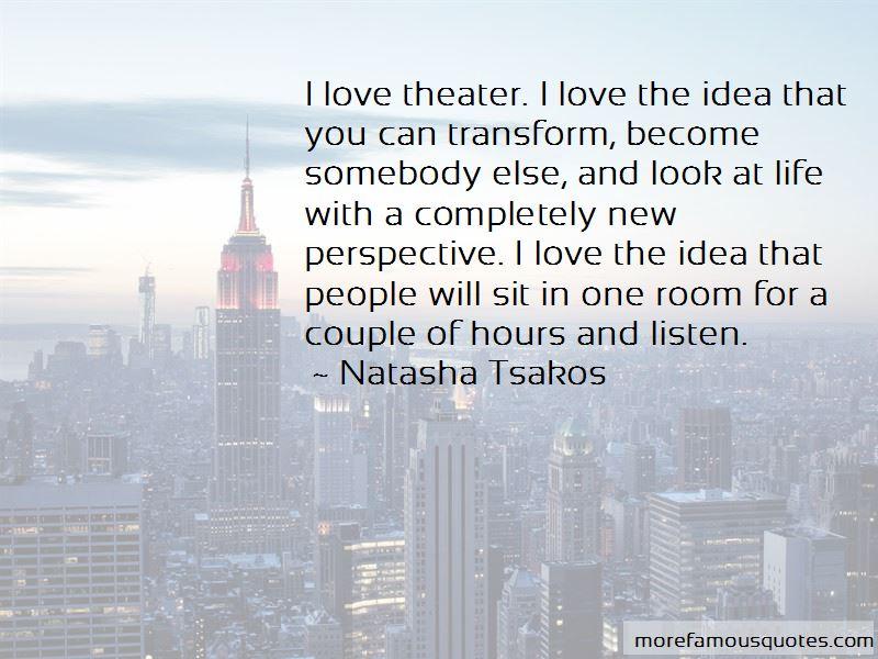 Natasha Tsakos Quotes Pictures 3