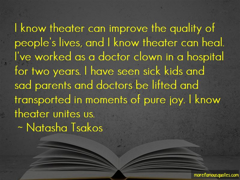 Natasha Tsakos Quotes Pictures 4