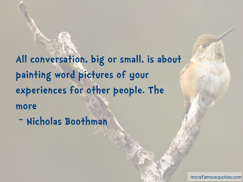 Nicholas Boothman Quotes Pictures 3