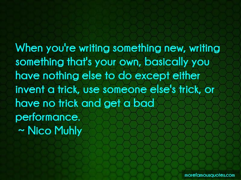 Nico Muhly Quotes Pictures 2